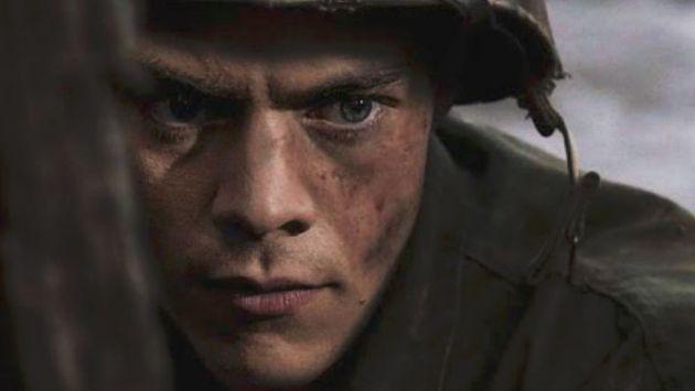 OMG! ¡Mira el primer trailer de 'Dunkirk' con Harry Styles!
