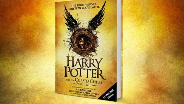 ¡'Harry Potter and The Cursed Child' se convertirá en libro!