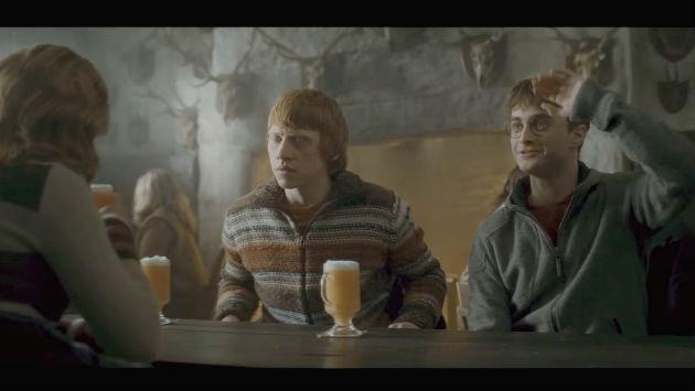 Harry Potter: ¡Aprende cómo hacer la famosa cerveza de mantequilla! [VIDEO]