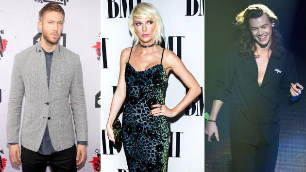 OMG! Harry Styles aconseja a Taylor Swift sobre su ruptura con Calvin Harris