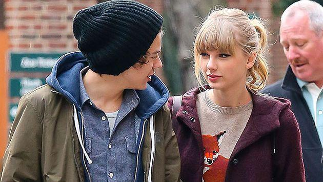 ¿Harry Styles compuso 'Perfect' pensando en Taylor Swift?