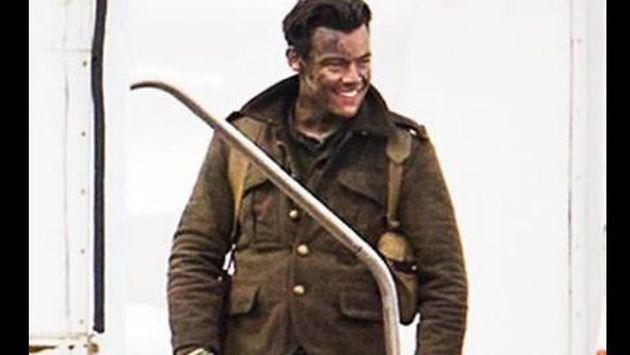 ¡Mira el primer adelanto de 'Dunkirk', película debut de Harry Styles! [VIDEO]