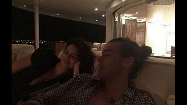 OMG! ¡Filtraron fotos privadas de Harry Styles y Kendall Jenner! [GALERÍA]