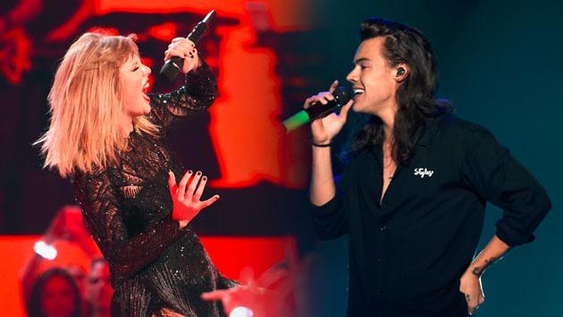 Harry Styles por fin habla de su corto romance con Taylor Swift