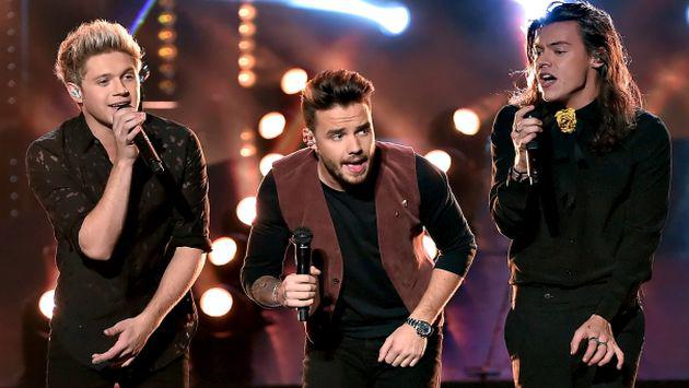 Niall Horan y Liam Payne saludan a Harry Styles por su cumpleaños