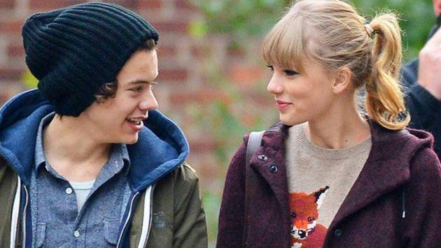 Harry Styles celebró su cumpleaños recordando a Taylor Swift [FOTO]