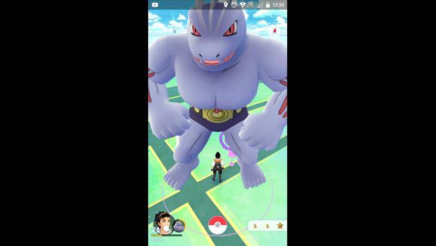 ¿Has visto pokémones gigantes en 'Pokémon GO'? Esta es la razón