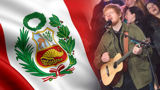He aquí una buena razón para adquirir una entrada para ver a Ed Sheeran en concierto en Lima