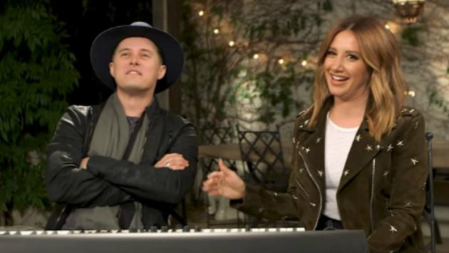 High School Musical: Ashley Tisdale y Lucas Grabeel se reencuentran [FOTOS Y VIDEO]
