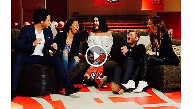 El reencuentro de High School Musical estuvo lleno de bromas. ¡Chécalas aquí! [VIDEO]
