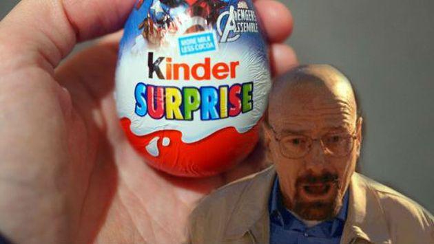 ¡Insólito! Niño encontró un huevo sorpresa y al abrirlo esto fue lo que halló