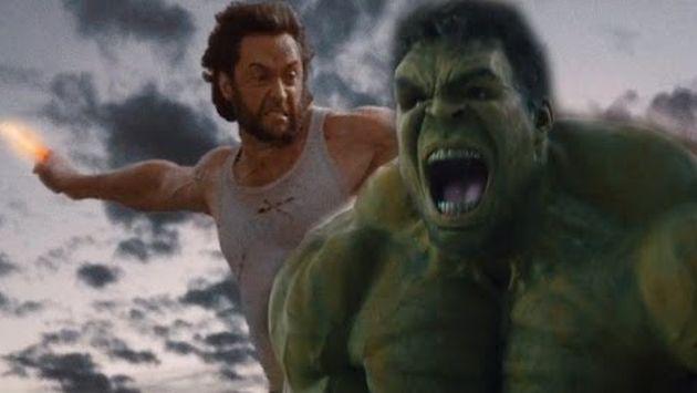 ¡Mira la increíble pelea entre Wolverine, Spiderman, Thor, Iron Man y Hulk! [VIDEO]