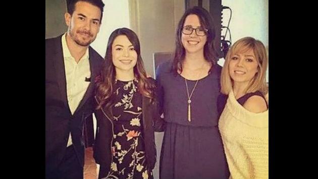 ¡Los actores de 'iCarly' se reunieron por boda de 'Freddy'! [FOTOS]