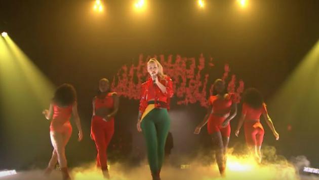 Iggy Azalea presenta 'Switch' en 'The Tonight Show Starring Jimmy Fallon' [FOTOS Y VIDEO]