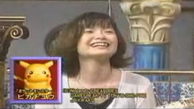 Escucha a la actriz que hace la voz de Pikachu. Su voz te enamorará [VIDEO]