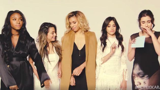 ¡Fifth Harmony imitó a Adele, Rihanna, Ellie Goulding y otros artistas! [VIDEO]