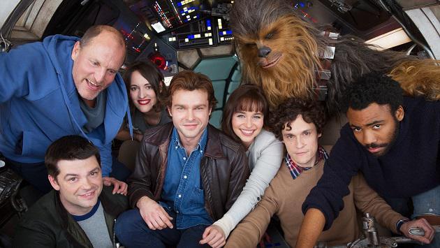 Inician el rodaje de la película de Han Solo de Star Wars