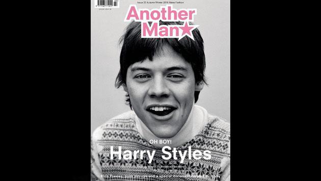 Instagram fue un loquerío por estas fotos de Harry Styles que se volvieron viral