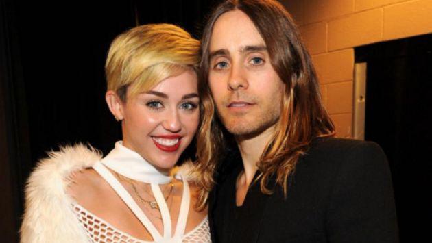 ¿Miley Cyrus y Jared Leto mantienen romance en secreto? [FOTO]