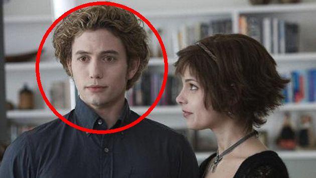 ¡Mira cómo luce ahora 'Jasper Hale' de la saga 'Crepúsculo'! [FOTOS]
