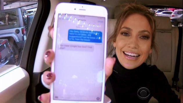 ¡Jennifer López trolleó a Leonardo DiCaprio con mensaje de texto! [VIDEO]