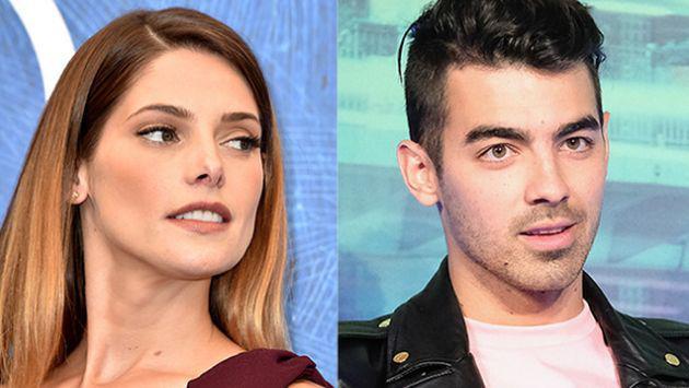 Joe Jonas intentó disculparse con Ashley Green por develar detalle íntimo