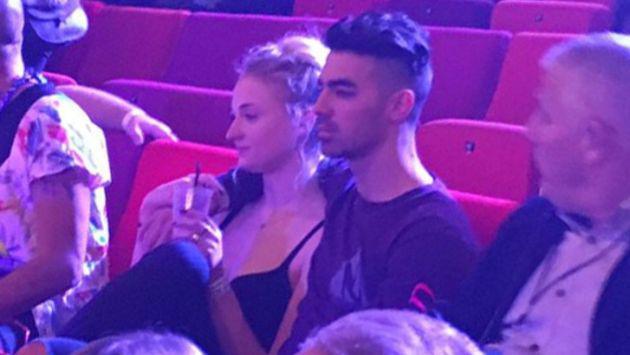 Joe Jonas confirma su relación con Sophie Turner de esta manera [FOTOS]