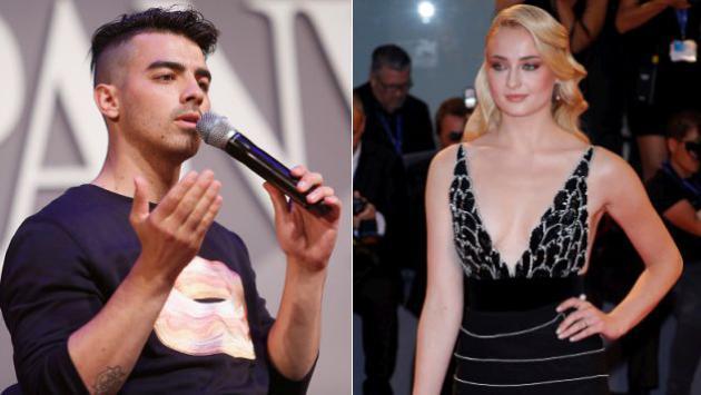 ¿Joe Jonas y Sophie Turner confirmaron así su relación? [FOTO]