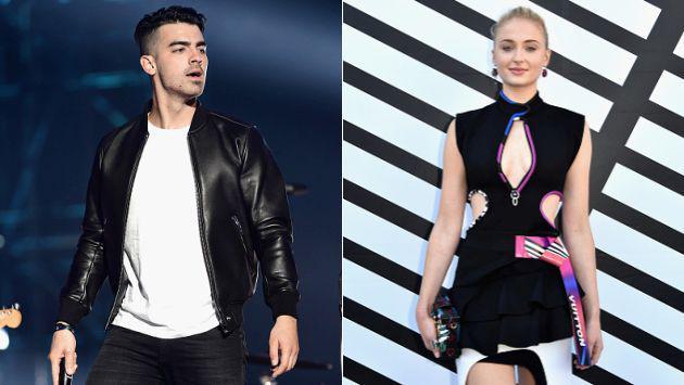 OMG! Las cosas se van poniendo serias entre Joe Jonas y Sophie Turner [FOTOS]
