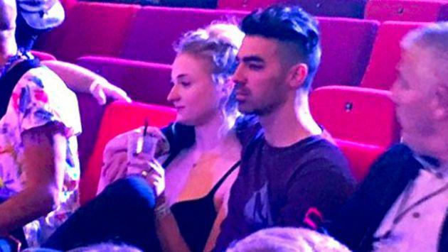 Esto es lo que más le gusta a Joe Jonas de Sophie Turner