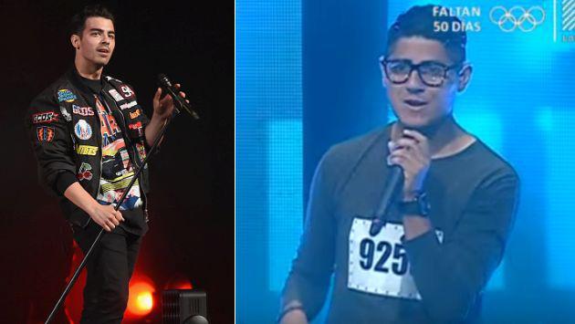 ¡Mira el casting de este imitador de Joe Jonas en 'Yo soy'! [VIDEO]