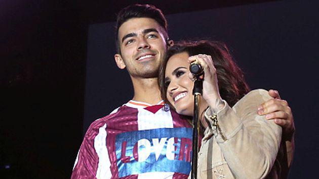 ¡Demi Lovato y Joe Jonas quedaron atrapados en un ascensor por 4 horas! [VIDEO]
