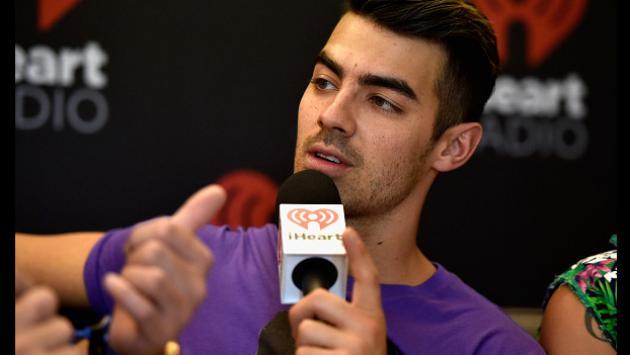 No vas a creer lo que reveló Joe Jonas sobre su primera vez