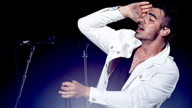 Esta es la insólita exigencia que Joe Jonas pide tener en su camerino antes de cada concierto