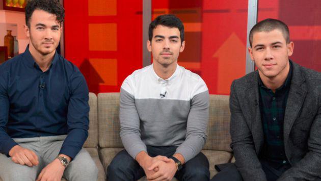 OMG! ¿Los Jonas Brothers regresan a los escenarios?