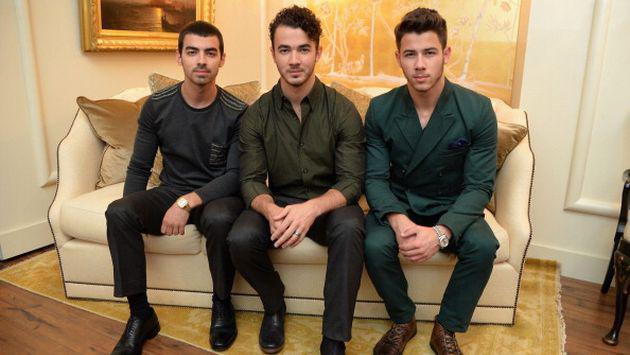 ¿Se acerca la reunión de los Jonas Brothers?