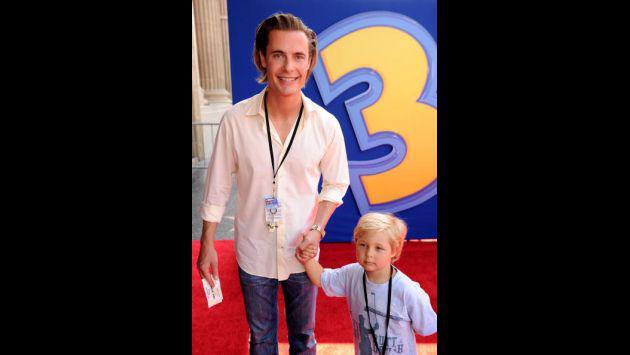 ¡Mira cómo luce hoy 'Josh' de 'El diario de la princesa'! [FOTOS]