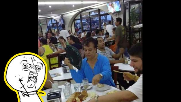 ¡Juan Gabriel no está vivo ni en Malasia! Esta es la verdad de la foto que circula en redes