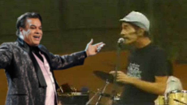 Juan Gabriel y 'Don Ramón', un dúo que pocos creyeron que existía [VIDEO]