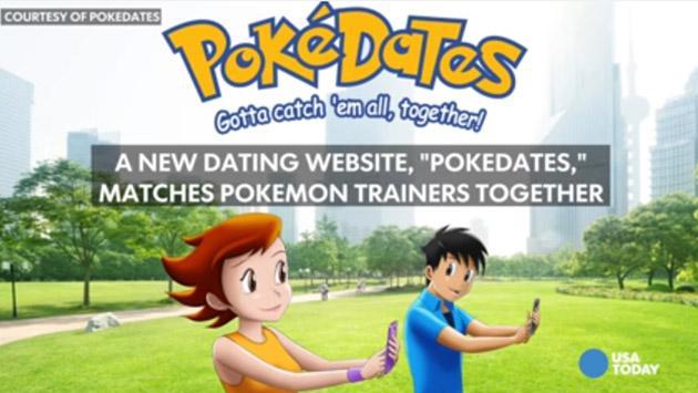 ¡Juegan 'Pokémon GO' para encontrar pareja! [VIDEO]
