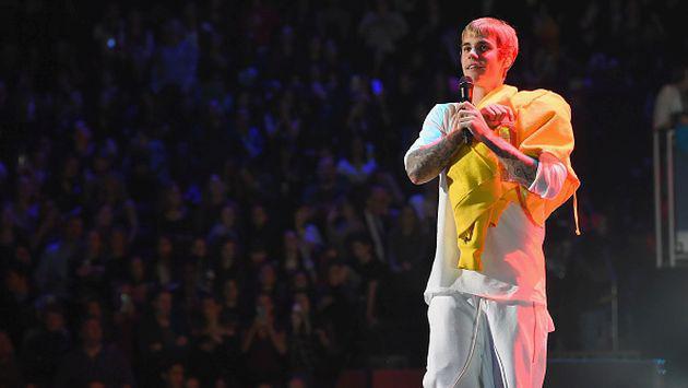¡Justin Bieber fue elegido el artista masculino del año por la revista Billboard!