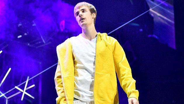 Policía salvó a Justin Bieber del asedio de los fans en Australia [FOTOS + VIDEOS]