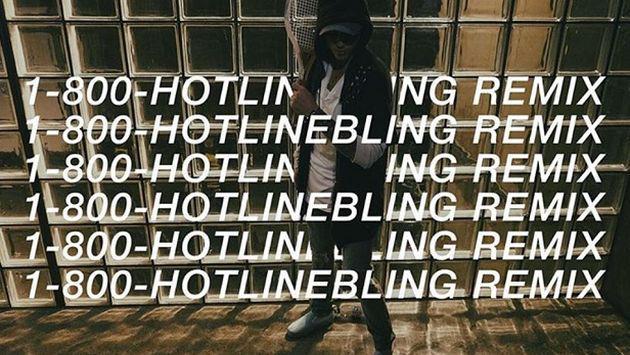 Justin Bieber sacó su versión de la canción 'Hotline Bling' de Drake