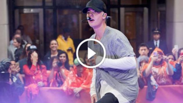 Justin Bieber lanzó el videoclip de 'Love Yourself. ¡Chécalo!