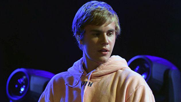 OMG! ¿Justin Bieber se hizo en los pantalones? [FOTO]