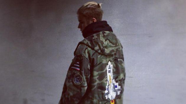 ¡Justin Bieber ocultó a fan de una foto en Instagram!