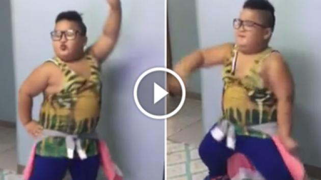 Niño de 7 años baila 'Sorry' de Justin Bieber y se convierte en viral. ¡Chécalo! [VIDEO]