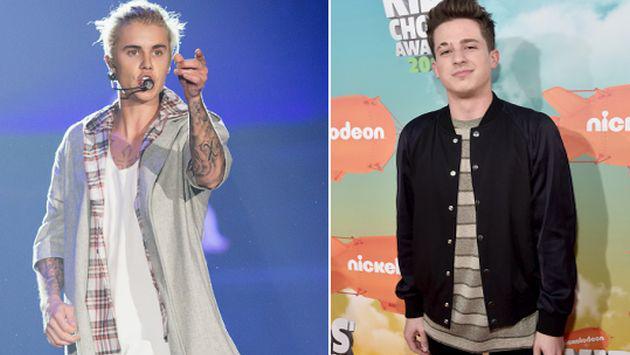 ¡Charlie Puth insultó a Justin Bieber durante un concierto! [VIDEO]