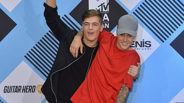 Justin Bieber y Martin Garrix hicieron cover de una canción de Taylor Swift [VIDEO]