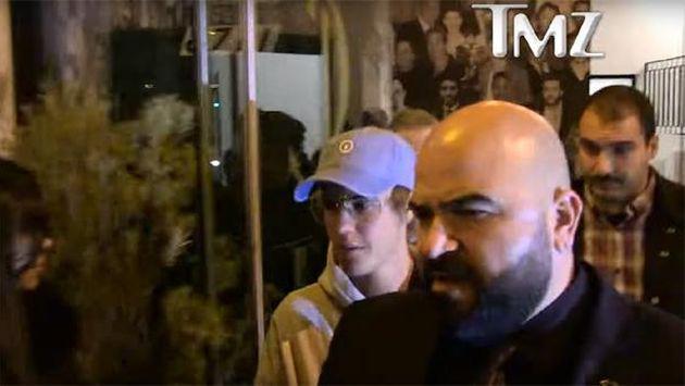 Así reaccionó Justin Bieber cuando le preguntaron sobre Selena Gomez y The Weeknd [VIDEO]